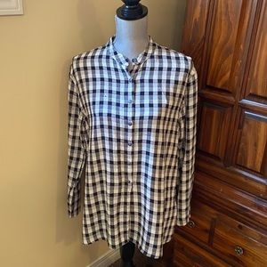 Vintage 90's Harlow Button Down Tunic